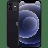 APPLE iPhone 12 5G 64 GB Schwarz Dual SIM