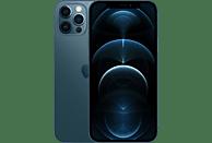 APPLE iPhone 12 Pro 5G 128 GB Pazifikblau Dual SIM