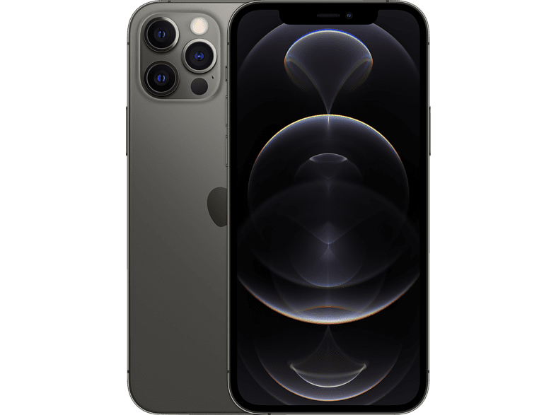 APPLE iPhone 12 Pro 5G 256 GB Graphit Dual SIM