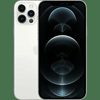 APPLE iPhone 12 Pro 5G 256 GB Silber Dual SIM