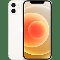 APPLE iPhone 12 5G 256 GB Weiß Dual SIM