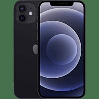 APPLE iPhone 12 5G 256 GB Schwarz Dual SIM
