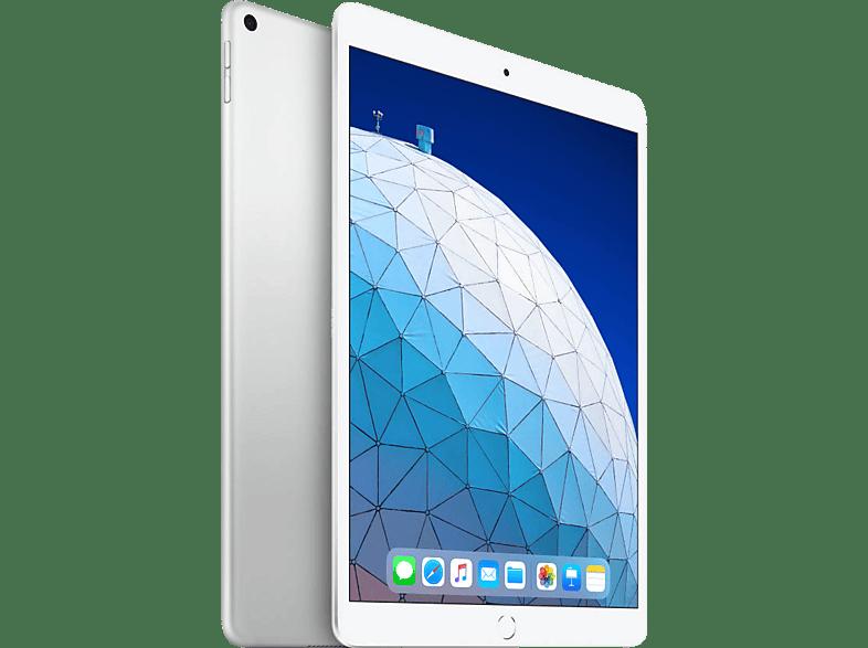 Apple Ipad Air 2019 Tablet 64 Gb 10 5 Zoll Silber Mediamarkt