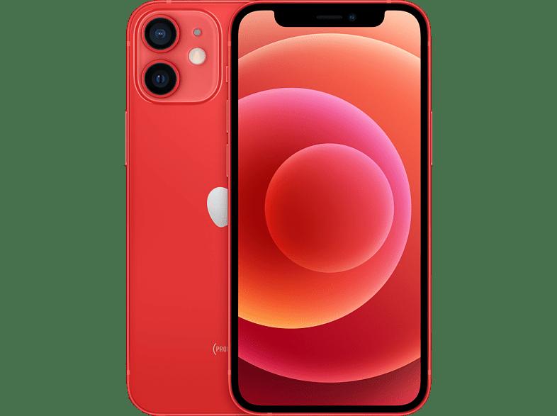APPLE iPhone 12 mini 256 GB (Produkt) Red Dual SIM