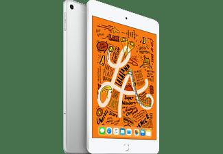 APPLE iPad mini (2019) WiFi + Cellular, Tablet, 64 GB, 7,9 Zoll, Silber