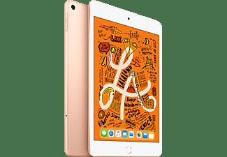 APPLE iPad mini (2019) WiFi + Cellular, Tablet, 64 GB, 7,9 Zoll, Gold