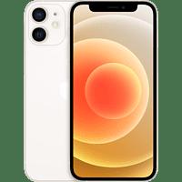 APPLE iPhone 12 mini 128 GB Weiß Dual SIM