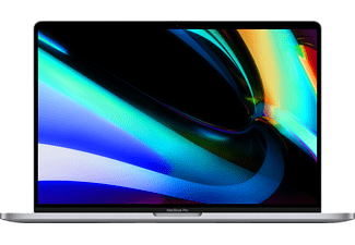 APPLE MVVK2D/A MacBook Pro, Notebook mit 16 Zoll Display, Intel® Core™ i9 Prozessor, 16 GB RAM, 1 TB SSD, AMD Radeon Pro 5500M, Space Grey