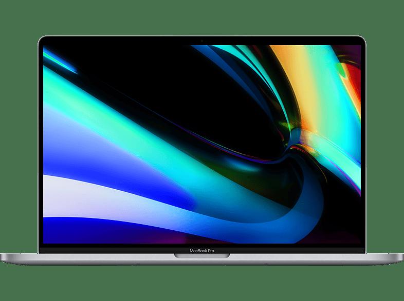 APPLE MVVK2D A MacBook Pro, Notebook mit 16 Zoll Display, Intel Core i9 Prozessor, GB RAM, 1 TB SSD, AMD Radeon Pro 5500M, Space Grey