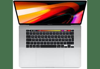 APPLE MVVM2D/A MacBook Pro, Notebook mit 16 Zoll Display, Intel® Core™ i9 Prozessor, 16 GB RAM, 1 TB SSD, AMD Radeon Pro 5500M, Silber