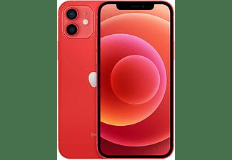 "REACONDICIONADO Apple iPhone 12, Rojo, 64GB, 5G, 6.1"" OLED Super Retina XDR, Chip A14Bionic, iOS,(PRODUCT)RED™"