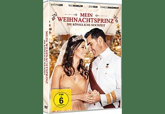Mein Weihnachtsprinz - Die königliche Hochzeit DVD