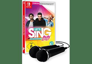 Let's Sing 2021 mit deutschen Hits [+ 2 Mics] - [Nintendo Switch]