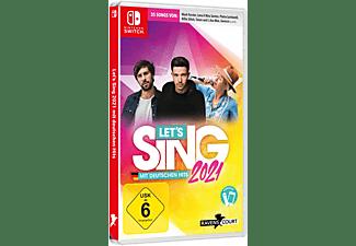 Let's Sing 2021 mit deutschen Hits - [Nintendo Switch]