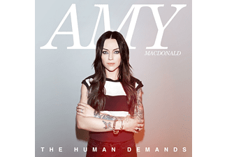 Amy MacDonald - The Human Demands  - (CD)
