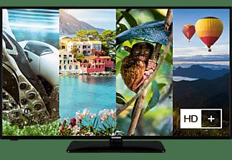 TELEFUNKEN D58U551R1CW LED TV (Flat, 58 Zoll / 146 cm, UHD 4K, SMART TV)