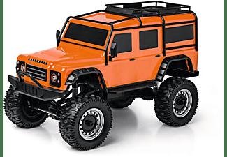 CARSON 1:8 Land Rover Defender 100% RTR Spielzeugmodell, Orange