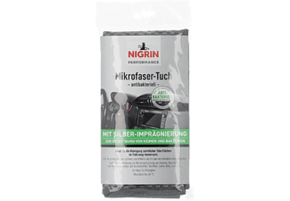 NIGRIN Antibakterielles Mikrofasertuch