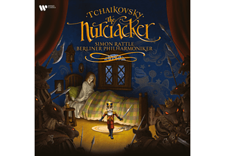 Simon Rattle - THE NUTCRACKER  - (Vinyl)