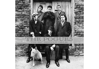 The Pogues - THE BBC SESSIONS 1984-1986  - (CD)
