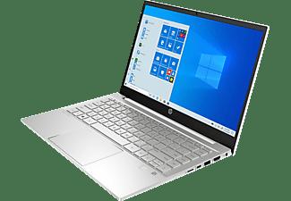 HP Pavilion 14-dv0357ng, Notebook mit 14 Zoll Display, Intel® Core™ i5 Prozessor, 16 GB RAM, 1 TB SSD, Intel® UHD Grafik, Silber