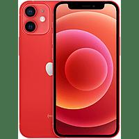 "Apple iPhone 12 mini, Rojo, 64 GB, 5G, 5.4"" OLED Super Retina XDR, Chip A14 Bionic, iOS, (PRODUCT)RED™"