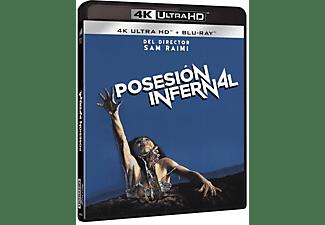 Posesión Infernal - 4K Ultra HD