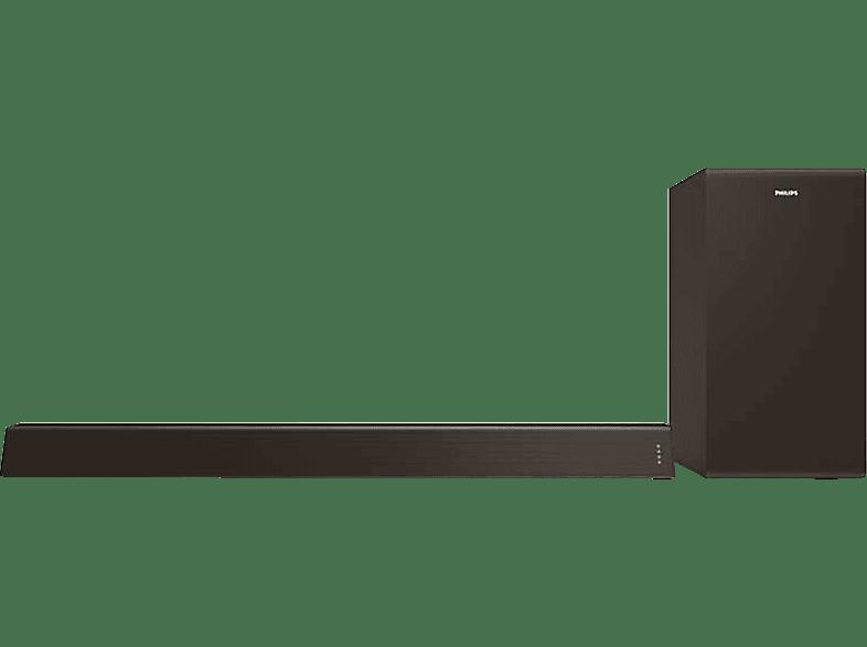 Philips B7305, Soundbar, Schwarz
