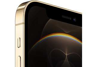 "Apple iPhone 12 Pro, Oro, 128 GB, 5G, 6.1"" OLED Super Retina XDR, Chip A14 Bionic, iOS"