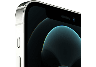 "Apple iPhone 12 Pro, Plata, 128 GB, 5G, 6.1"" OLED Super Retina XDR, Chip A14 Bionic, iOS"