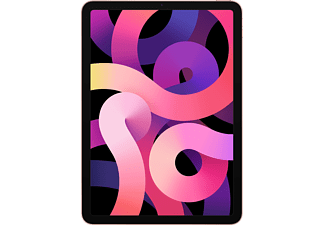 APPLE iPad Air Wi-Fi (2020), Tablet, 256 GB, 10,9 Zoll, Roségold