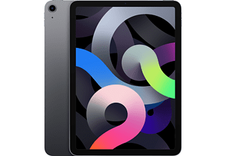 APPLE iPad Air Wi-Fi (2020), Tablet, 256 GB, 10,9 Zoll, Space Grau