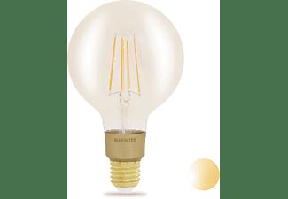 MARMITEK Glow LI Smart Wi-Fi LED Filament Lampe Warmes Weiß
