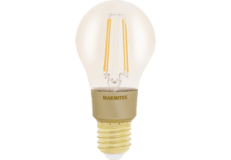 MARMITEK Glow MI Smart Wi-Fi LED Filamentlampe Warmes Weiß
