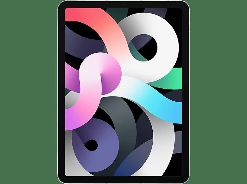 APPLE iPad Air Cellular 2020 , Tablet, 256 GB, 10,9 Zoll, Silber