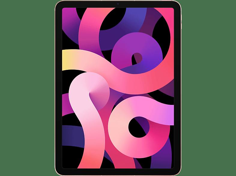 APPLE iPad Air Cellular 2020 , Tablet, 256 GB, 10,9 Zoll, Rosegold