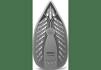 Centro de planchado - Philips GC7923/20 PerfectCare Compact Plus, 2400 W, 1,5 L, 6.5 bares, Aguamarina