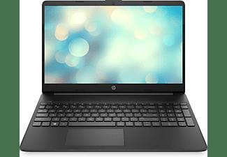 "Portátil - HP Laptop 15s-eq1041ns, 15.6"" HD, AMD 3020e, 256 GB SSD, Radeon™ Graphics, FreeDOS, Negro"
