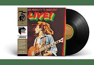 Bob Marley - Live!  - (Vinyl)