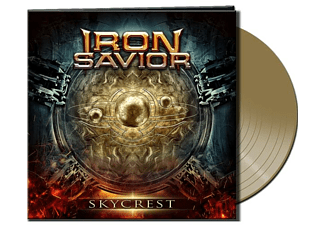 Iron Savior - SKYCREST  - (Vinyl)