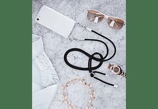 HAMA Cross-Body-Cover, Backcover, Apple, iPhone 12 mini, Transparent
