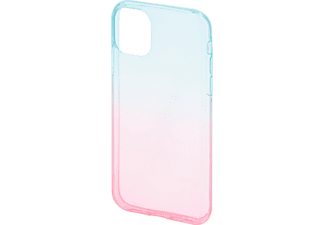 HAMA Shade, Backcover, Apple, iPhone 12 mini, Blau/Pink