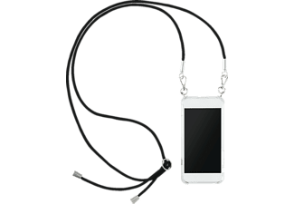 HAMA Cross-Body-Cover, Backcover, Apple, iPhone 12/12 Pro, Transparent