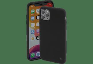 HAMA Finest Feel, Backcover, Apple, iPhone 12 Pro Max, Schwarz