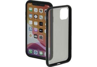 HAMA Invisible, Backcover, Apple, iPhone 12 Pro Max, Schwarz/Transparent