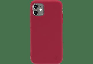 HAMA Finest Feel, Backcover, Apple, iPhone 12 mini, Rot