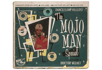 VARIOUS - DANCEFLOOR KILLERS VOL. 1 - DOCTOR VELVET  - (CD)