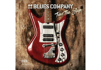 Blues Company - TAKE THE STAGE  - (Vinyl)