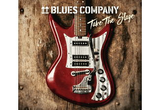 Blues Company - TAKE THE STAGE  - (CD)