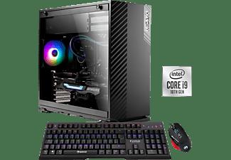 HYRICAN ALPHA 6591, Gaming-PC mit Core™ i9 Prozessor, 32 GB RAM, 1 TB SSD, 1 TB SSD, GeForce RTX 3070 , 8 GB